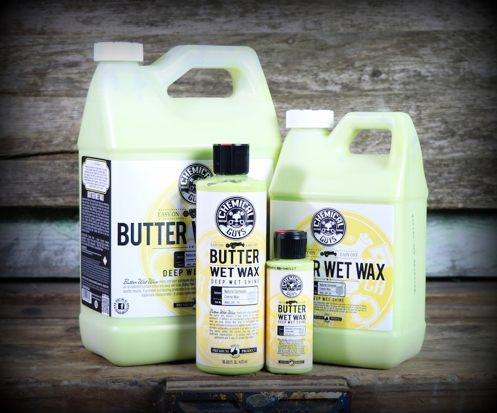 Butter Wet Wax Reviews